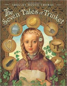 The Seven Tales of Trinket: Shelley Moore Thomas: 9780374367459: Amazon.com: Books