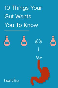 10 Health Facts About Your Gut and What's Going On