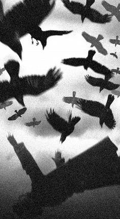 the return by alone-man on DeviantArt Alone Man, Arte Obscura, Arte Horror, Dark Photography, Dark Fantasy, Aesthetic Wallpapers, Dark Art, Black And White, Illustration