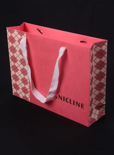 @Sinicline custom paper shopping bag #shoppingbag #paperbag