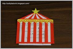 circus DIY + free printable