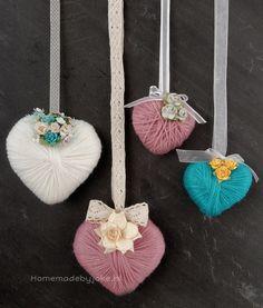 Hearts of yarn / har