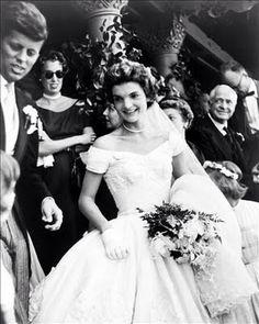 JFK and JBK wedding
