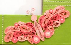Ayani art: quilled photo frames