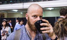 Coffee-making experts show off latte art and espresso cocktails, demonstrating their skill and speed as they seek a $5,000 prize – all while battling effects of excessive caffeine