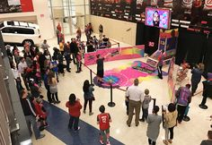 Trolli on Jan. 20 unveiled Beardsketball, a tech-driven basketball experience centered on brand spokesman and Houston Rockets star James Harden.
