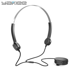 Hearing aids with bluetooth bone headphones review hear phone|bone conduction earphones deaf amplifiers for hearing impaired
