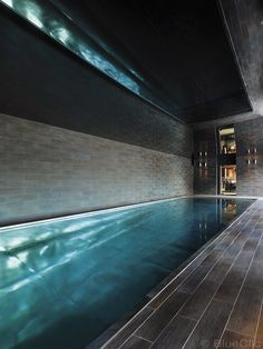 1000 images about zwembaden interieur on pinterest peter zumthor thermal baths and indoor pools - Outdoor decoratie zwembad ...