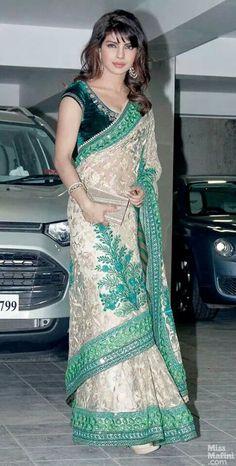 Pretty saree