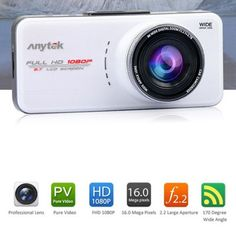 Anytek AT66A Car Camcorder-58.30 and Free Shipping| GearBest.com