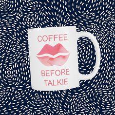 Coffe Please Mug, $15
