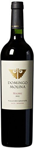 2011 Domingo Molina Rupestre Vineyard Malbec 750 mL >>> To view further for this item, visit the image link.