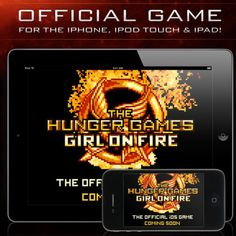 The Hunger Games video game coming soon to the iTunes store! My iPhone will be dying all the time because of this game. What will we do on the game? Hunger Games Movies, Hunger Games Trilogy, Mocking Jay, Katniss And Peeta, Hunger Games Catching Fire, Dream Team, Book Nerd, Les Oeuvres, Indie