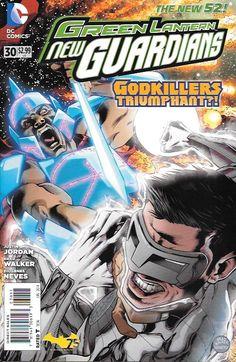 Green Lantern: New Guardians # 30 DC Comics The New 52!