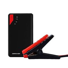 [Ultra Compact] DBPOWER 300A Peak 8000mAh Portable Car Jump Starter DJS40 Auto Battery Booster Charger Phone Power Bank Built-in LED Flashlight, for Gas Engine up to 2.5L (Black/Red) - http://www.caraccessoriesonlinemarket.com/ultra-compact-dbpower-300a-peak-8000mah-portable-car-jump-starter-djs40-auto-battery-booster-charger-phone-power-bank-built-in-led-flashlight-for-gas-engine-up-to-2-5l-blackred/  #25L, #300A, #8000MAh, #AUTO, #Bank, #Battery, #BlackRed, #Booster, #Bui