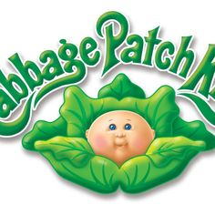 Cabbage Patch Logo Printable Large - Bing Images
