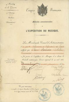 Expédition de Napoléon III au Mexique | Le Blog French Revolution, Napoleon, Sheet Music, America, History, Blog, Cards, Mexico, Historia