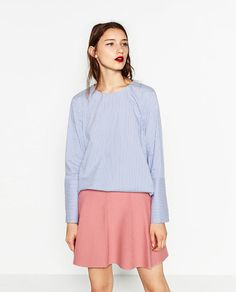 ZARA - WOMAN - SHORT SKIRT