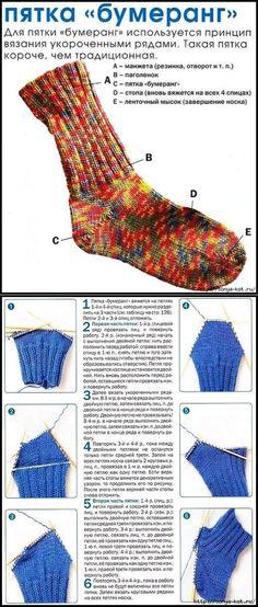 Мастер класс по вязанию носков. Как вязать носки урок | Все о рукоделии: схемы, мастер классы, идеи на сайте labhousehold.com Socks, Knitting, Crochet, Tricot, Breien, Sock, Stricken, Ganchillo, Weaving