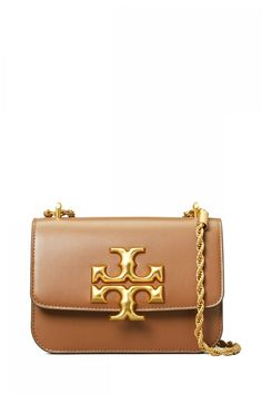 Tory Burch Damen Umhängetasche Eleanor Small Braun | SAILERstyle Tory Burch, Online Bags, Convertible, Purses And Bags, Shoulder Bag, Handbags, Shopping, Products, Fashion