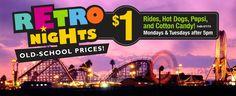 Santa Cruz Beach Boardwalk Amusement Park - California's Classic Beach Experience