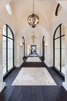 Tuscan design – Mediterranean Home Decor Dream House Interior, Dream Home Design, My Dream Home, House Design, Floor Design, Mansion Interior, Room Interior, Interior Livingroom, Interior Paint