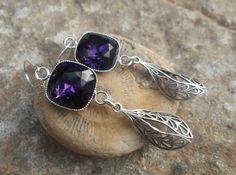 Looking Glass Jewellery - Original, beautiful handmade jewellery - Earrings