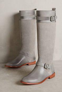 Candela Knee-High Moto Boots