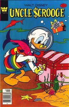 Uncle Scrooge #157