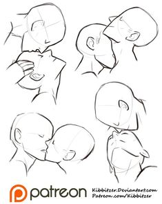 Kisses Reference Sheet by Kibbitzer on DeviantArt ★    CHARACTER DESIGN REFERENCES (https://www.facebook.com/CharacterDesignReferences & https://www.pinterest.com/characterdesigh) • Love Character Design? Join the #CDChallenge (link→ https://www.facebook.com/groups/CharacterDesignChallenge) Share your unique vision of a theme, promote your art in a community of over 40.000 artists!    ★: