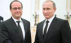 Ο Πούτιν ετοιμάζει τις βαλίτσες του για Γαλλία ~ Geopolitics & Daily News