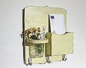 foyer mail caddy