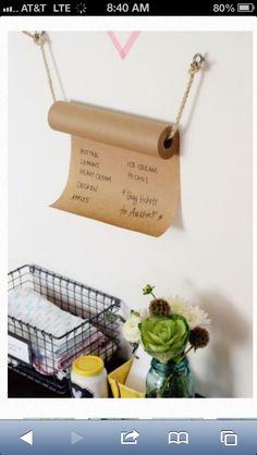 #organize #grocerylist