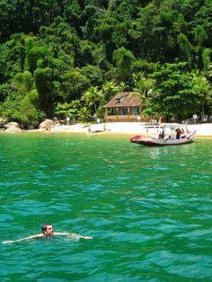 Isla Paraty, Brasil   Destino Planeta