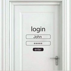Idea for wifi password?