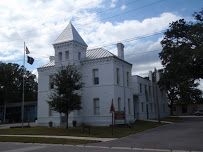 Old Clay County Jail, Green Cove Springs, Florida