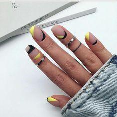 Matte Nail Colors, Matte Nail Polish, Nail Polish Colors, Acrylic Nails, Matte Nail Designs, Nail Polish Designs, Nails Design, Coffin Nails, Long Nails