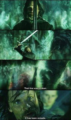 The Lord of the Rings: The Return of the King. Aragorn at one of his fiercest moments. Aragorn, Legolas, Thranduil, Gandalf, Kili, Fellowship Of The Ring, Lord Of The Rings, Lord Rings, O Hobbit