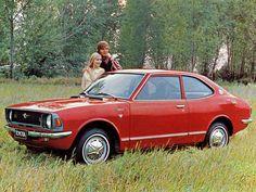 1970–74 Toyota Corolla Coupe (TE27)
