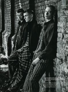 In 'Baracuta', stylist Ellie Grace Cumming paired our pyjamas with classic Harrington jackets for true British style.