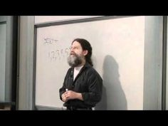 Chaos and Reductionism lecture by Professor Robert Sapolsky
