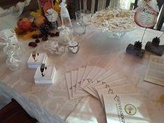 Allestimento per fiera sposi #matrimonio #allestimento