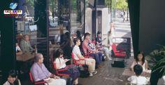 Japão: cadeiras que se movem sozinhas quando a fila anda! Conheça esta nova tecnologia da Nissan.