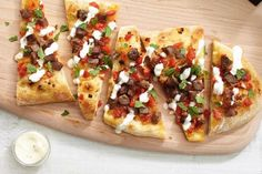 Roast Lamb Turkish Pizzas