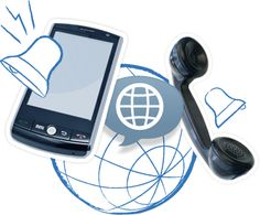 Mensaje de texto (SMS), Llamada de voz