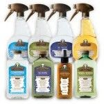Awesome, safe non-toxic cleaners!  Melaleuca