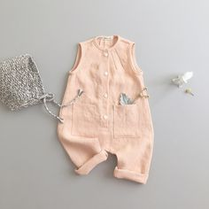 soor ploom frankie jumpsuit with sweet pockets - www.shopminikin.com