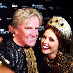 This will be a kick. For TV theme so g night on #DWTS, @THEGaryBusey & @atrebunskaya have #TheAddamsFamily.
