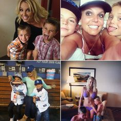 Yet another reason to love Britney Spears: she's an amazing mom!