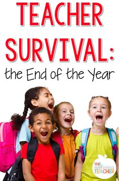 Tips for surviving the end of year!